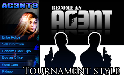 Ag3nts Tournament