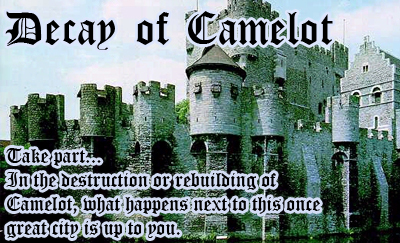Decay of Camelot