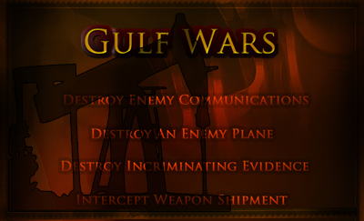 Gulf Wars