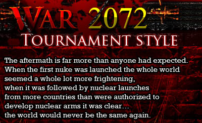War2072 Tournament