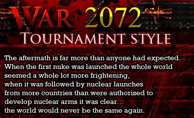 War2072 Tournament